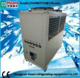 Industriale refrigeratore di acqua raffreddato nuova aria del rotolo 70kw