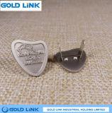 Targhetta su ordinazione del segno del distintivo di marchio di marca del distintivo della borsa del metallo