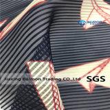 Streifen-Organza-Gewebe des Garn-10s für Form-Kleidung