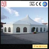 Tenda bianca di evento dell'alto picco della tenda Mixed a forma di differente della tenda da vendere