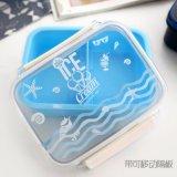 Casella di pranzo di plastica di Bento del contenitore di alimento 20018
