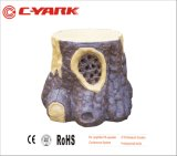 C-Yark Clouded High Quality Simulation Garden Speaker