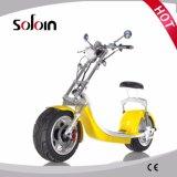 Motocicleta eléctrica de Harley de la vespa del balance del uno mismo de la batería de litio de 2 ruedas (SZE1000S-5)