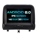포드 Tourneo 4G ROM 1080P 접촉 스크린 32GB ROM IPS 스크린을%s Witson 8 코어 인조 인간 8.0 차 DVD