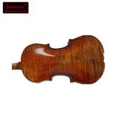 アンチック仕上を用いるすべてのハンドメイドの専門のバイオリン