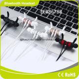Auscultadores Bluetooth estéreo Sport fones de ouvido intra-auriculares