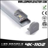 Het LEIDENE Licht van het Kanaal, het Kanaal van het Profiel van het Aluminium, het Lichte Kanaal van de Strook
