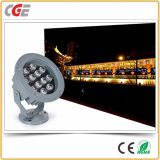 옥외 점화 옥외 Usewaterproof를 위한 옥외 빛 9W/12W/18W/24W/36W/48W LED 플러드 빛