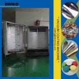 Máquina plástica de la vacuometalización de la evaporación y servicio de la capa