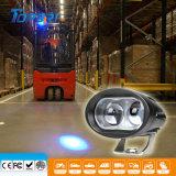 4-дюймовый 10W синий светодиодный индикатор мотоциклов спот велосипед рабочего освещения