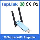Усилитель силы 300Mbps WiFi USB с внешней антенной для беспроволочной ракеты -носителя сигнала