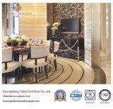Muebles elegantes del restaurante con la cena de la silla y del vector fijados (YB-WS10)