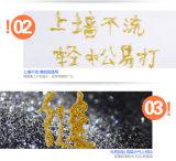 2017 nuevo producto impermeable de Xinci, lechada del azulejo, sellante del silicón, pegamento adhesivo