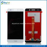Pantalla táctil del LCD del teléfono celular para la asamblea del digitizador del tacto de Huawei Y6 II LCD