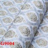 Tissu de mur de PVC, papier peint de PVC, PVC Wallcovering, papier de mur, tissu de mur de PVC, papier peint