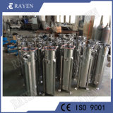 Les mesures sanitaires SAC SAC en acier inoxydable de filtre du boîtier de filtre