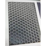 Panel Sandwich de aluminio para techos Decoración