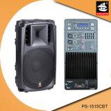 15 Spreker pS-1515cbt van de FM EQ van Bluetooth van de duim de 5baste Actieve PRO