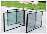 5+9A+5mm, 6+12A+6mm isolou o vidro oco de vidro vitrificado dobro de vidro