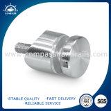 Sostenedor de cristal del clip de cristal apropiado de la barandilla del acero inoxidable para el sistema de pasamano