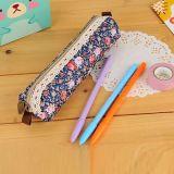 На заводе дешевые цветы печать кружева Pen карандаш случае мешок
