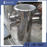 O SUS304 cesto do filtro de água em aço inoxidável filtro tipo