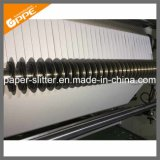 Alta precisión Rewinder en la industria de papel