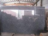 Синий Перл гранита полированной плитки&слоев REST&место на кухонном столе