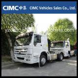 Camion del trattore della testa 6X4 del trattore di Sinotruk HOWO 10wheeler 371HP
