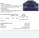 Berufshochleistungsbaß-Unterseeboot des Lautsprecher-F221