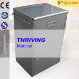 Thr-CB570 Equipamentos hospitalares de Aço Inoxidável Armário à beira do leito