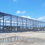 Prefabricados Multi-Storey Taller de edificios con estructura de acero