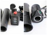 kit sin engranaje del motor del eje del negro de la E-Bici 1000W con la visualización del LCD