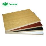 標準サイズのメラミンは家具材料のためのHDF/MDF 1220X2440X2.5mm E2に直面した