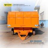 Cooperare con il trattore o il carrello elevatore con il rimorchio di blocco per grafici d'acciaio