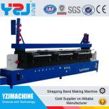 Renforcer la machine complètement automatique de plastique d'extrudeuse de machine de bande de courroies