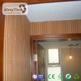 El panel decorativo de la instalación de la pared fácil barata del PVC para el hogar, oficina