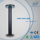 Solarrasen-Beleuchtung des Gussaluminium-LED für Garten