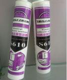 Dichtingsproduct van het Silicone van het roestvrij staal het Glas/metaal-