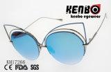 Cat Eye солнечные очки с тонкими String храм км17266