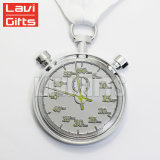 Custom Zinc Alloy Medallion Metal, Medal with Red Ribbon