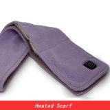 冬の再充電可能で柔らかいFoldable綿の暖かい熱くするスカーフ
