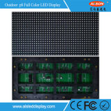 Alto módulo al aire libre a todo color de la pantalla del brillo P8 LED con la FCC