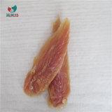 De pollo natural puro sin adición irregular
