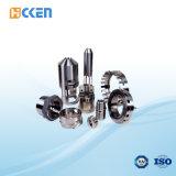 Zoll CNC-maschinell bearbeitenaluminium-anodisierenteile