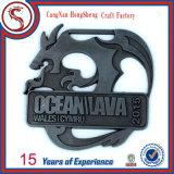 Подгонянный кораблем медальон металла Sourvenir