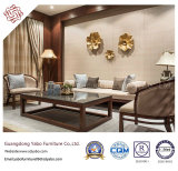 セットされる旧式な寝室の家具が付いている販売可能なホテルの家具(YB-SHPL)