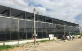 Venta caliente Bastidor de la estructura de acero prefabricadas Casa Verde