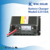 Whc Hot Sale 12V 10d'un chargeur de batterie solaire externe portable