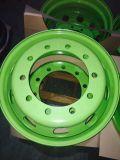 Горячие продажи стальной обод колеса погрузчика, стальной обод прицепа